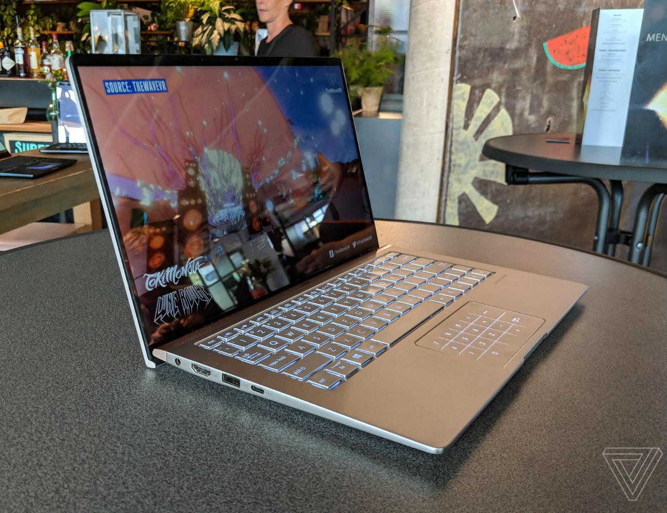 Asus ZenBook 2018
