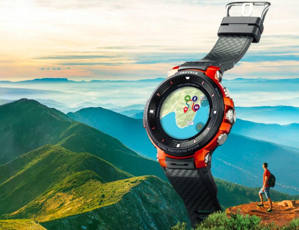 Casio+PRO+TREK+WSD-F30+Smart+Outdoor+Watch