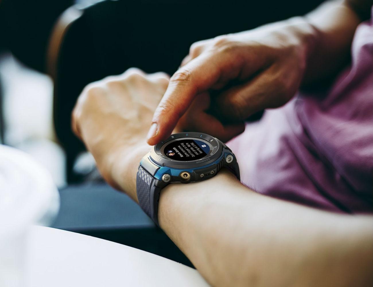 Casio PRO TREK WSD-F30 Smart Outdoor Watch