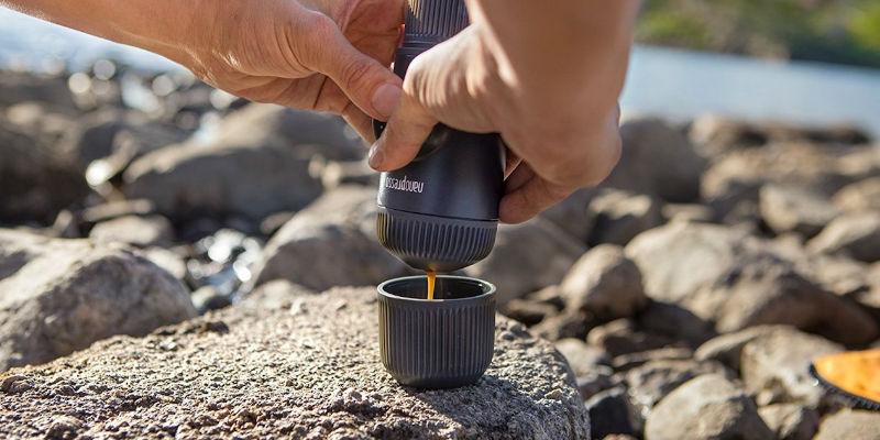 Portable Manual Espresso Machine