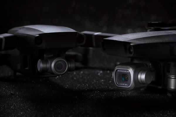 The DJI Mavic 2 drones come with serious camera upgrades