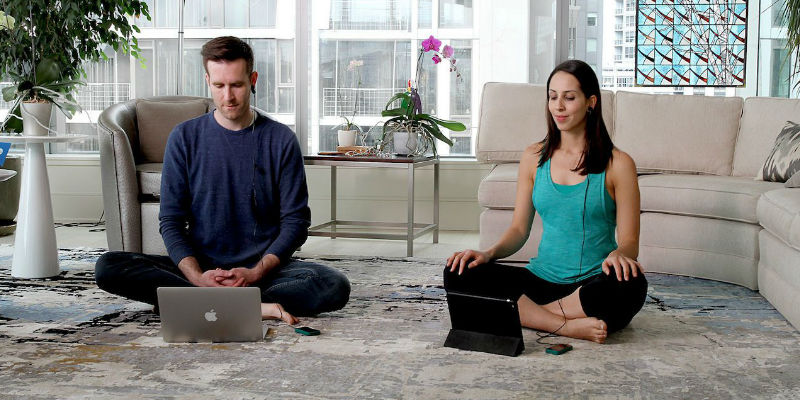 Interactive Meditation Device