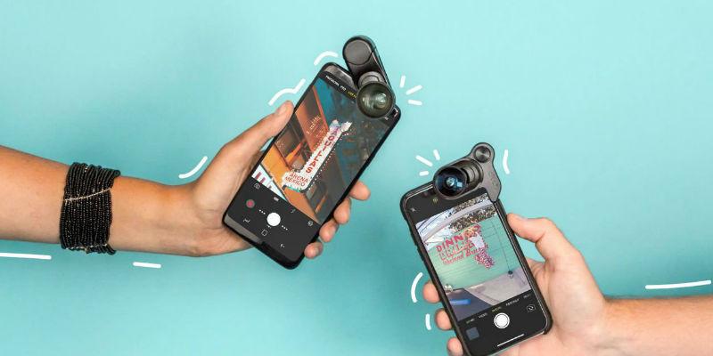 Olloclip Multi-Device Mobile Lens Clip
