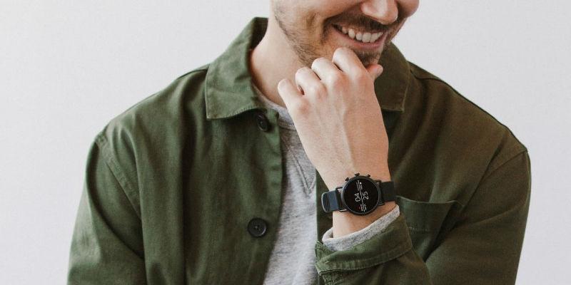 Skagen Falster 2 Minimalist Wear OS Smartwatch