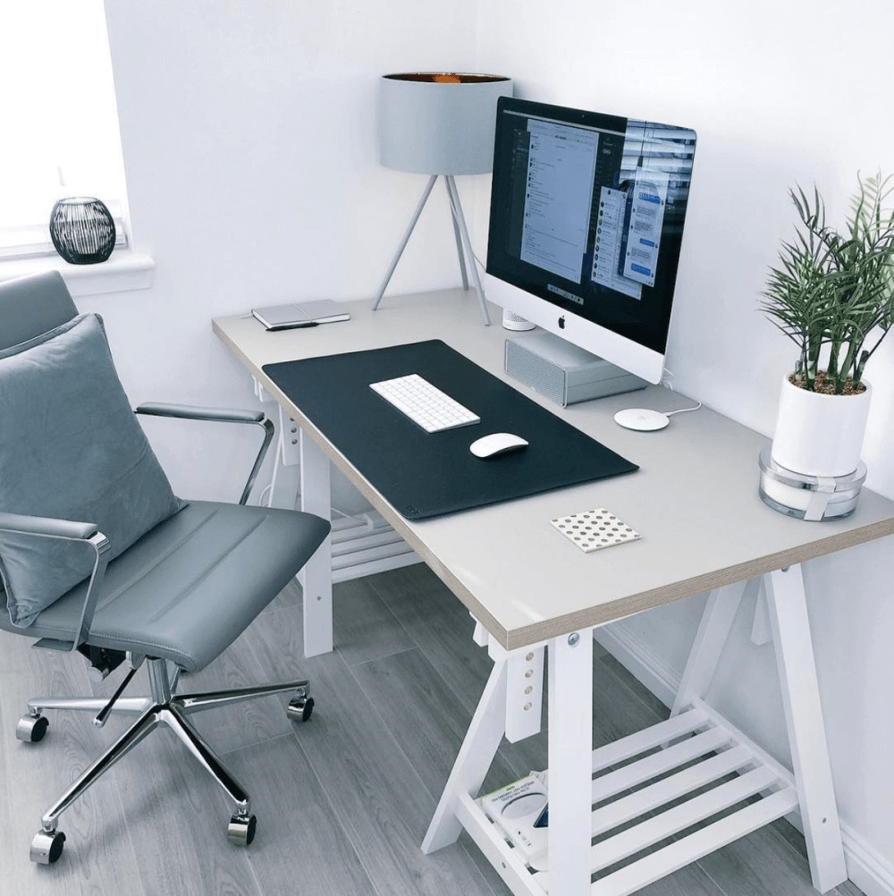 Desk setup by James ↯ McDonald