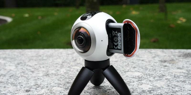 360 Portable VR Camera