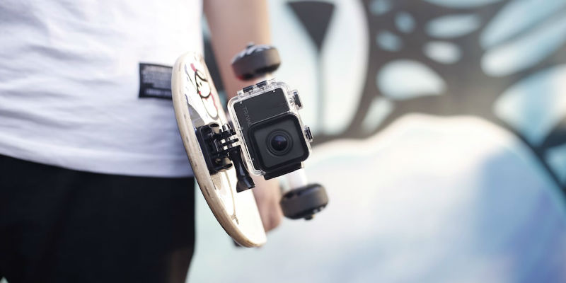 Ultimate 4K Action Camera