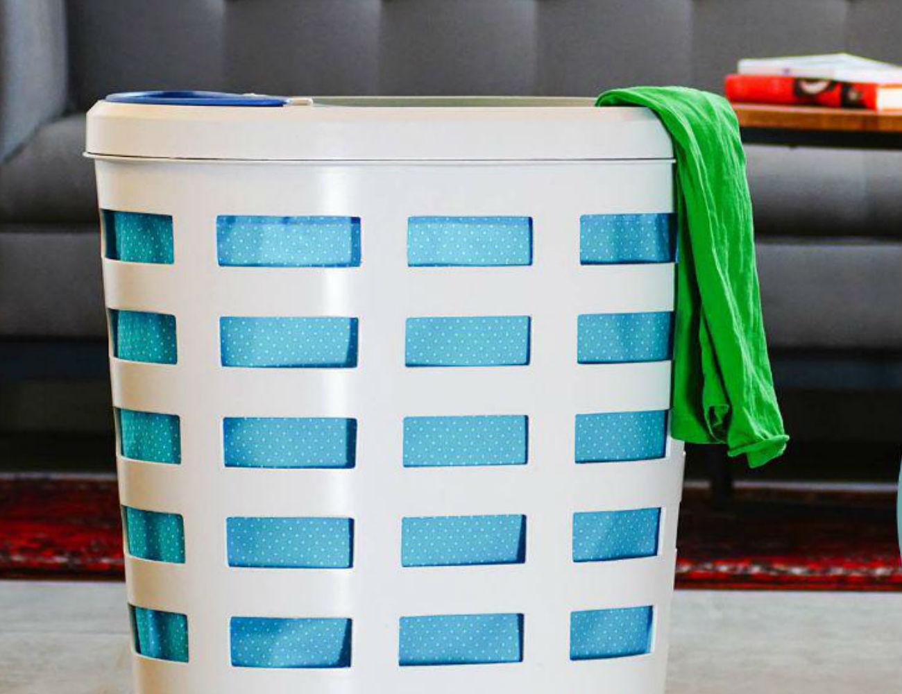 LaunderPal Smart Laundry Basket