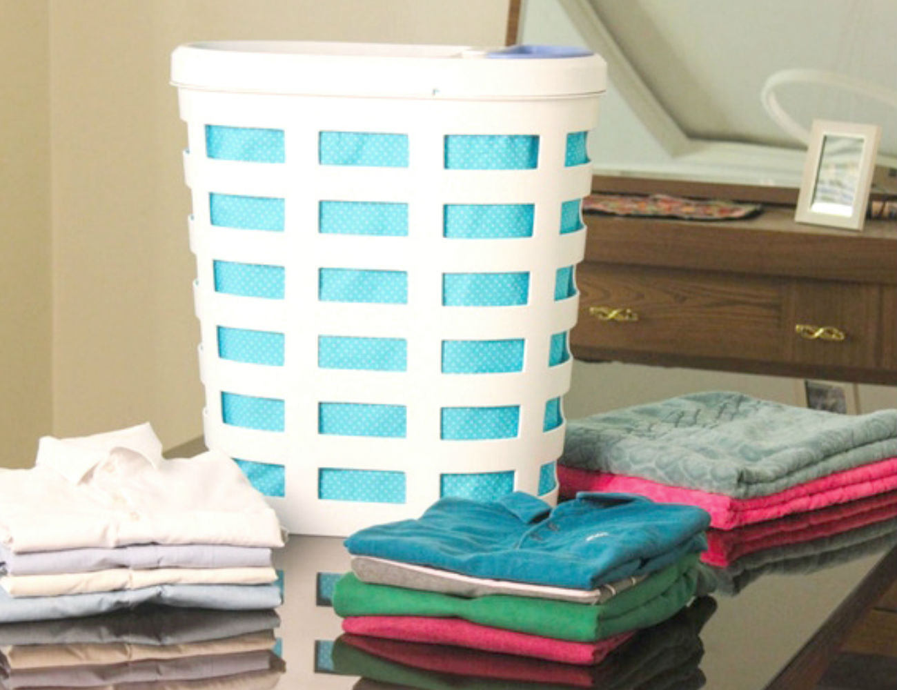 LaunderPal Smart Laundry Basket