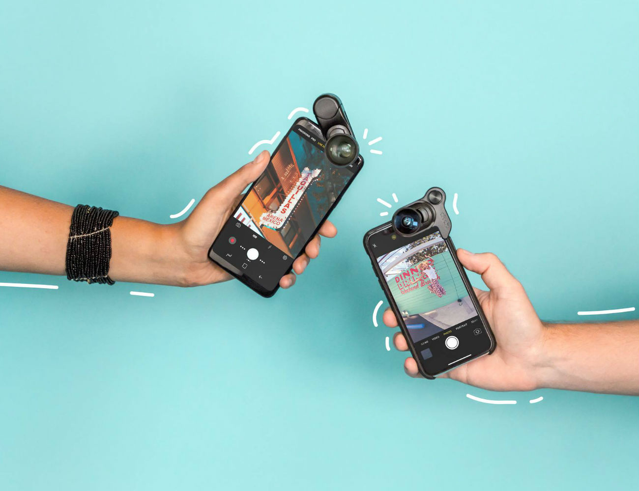 Olloclip Multi-Device Mobile Lens Clip