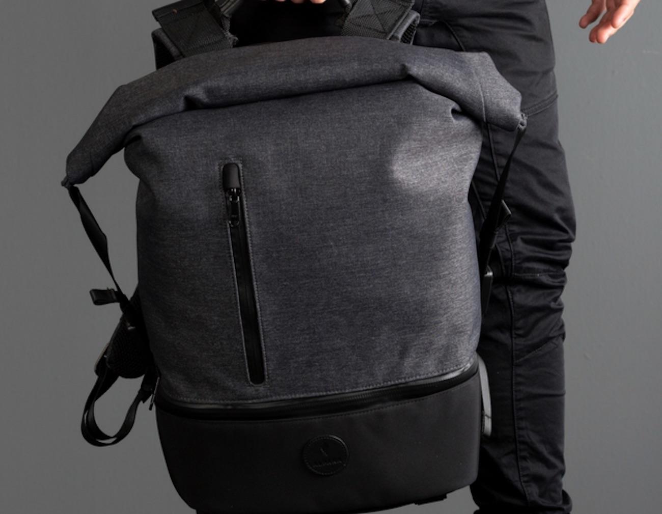 ALPAKA Shift Pack Rolltop Backpack