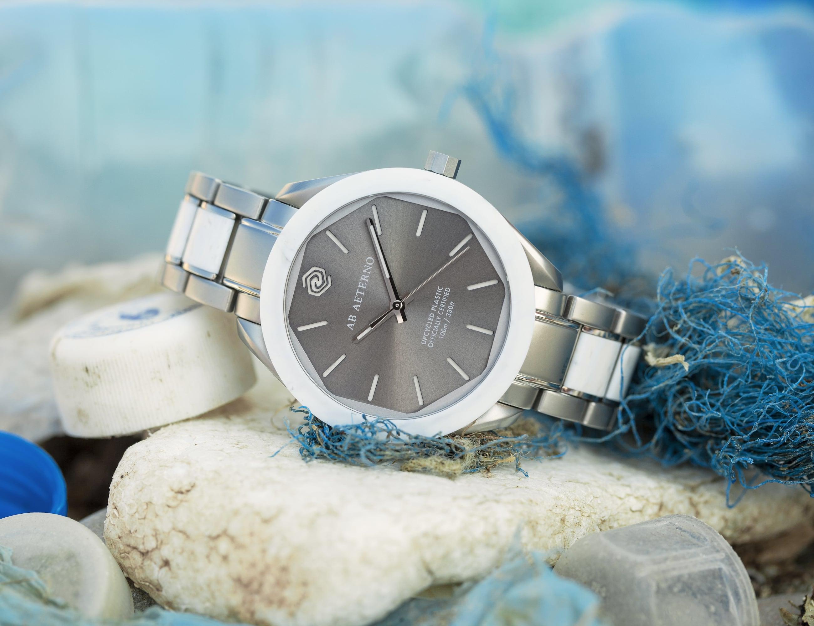 Ab Aeterno Poseidon Italian Recycled Plastic Watches