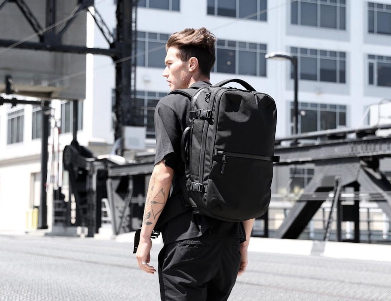 Aer Travel Pack 2 Versatile Carry-On Backpack