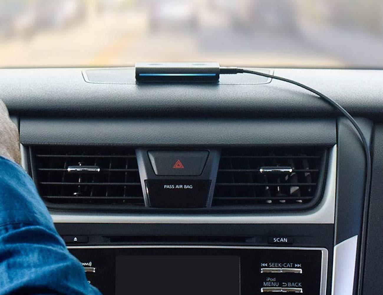 Amazon Echo Auto Alexa Car Accessory