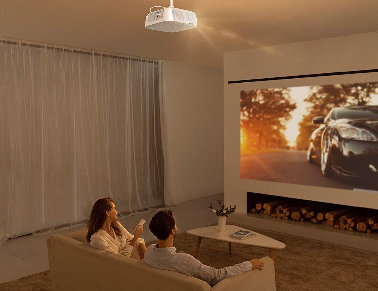 Anker Nebula Prizm LCD Multimedia Projector