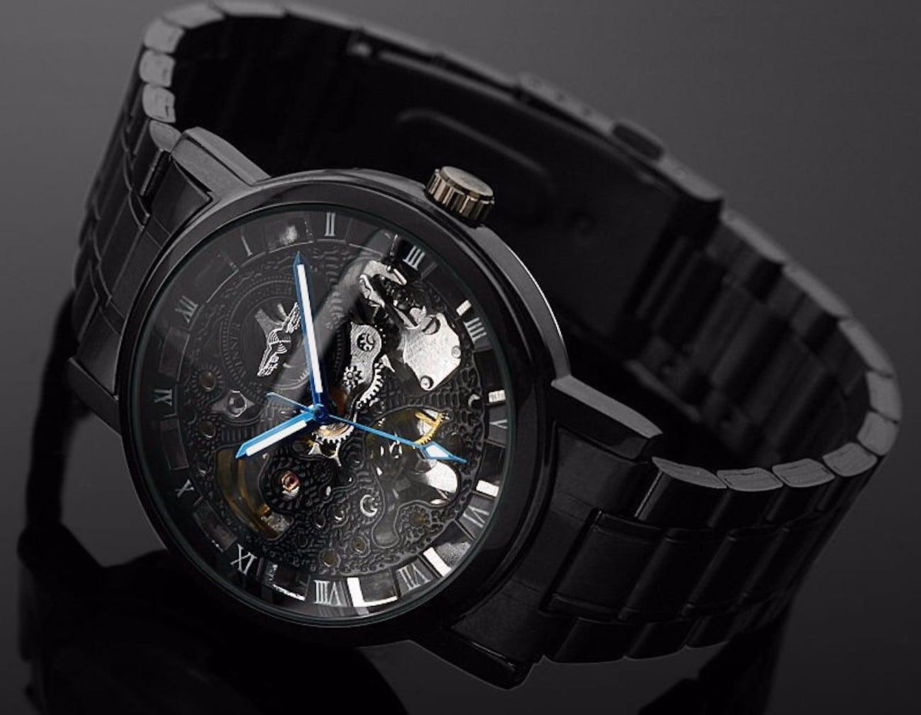 Modern Steampunk Watch