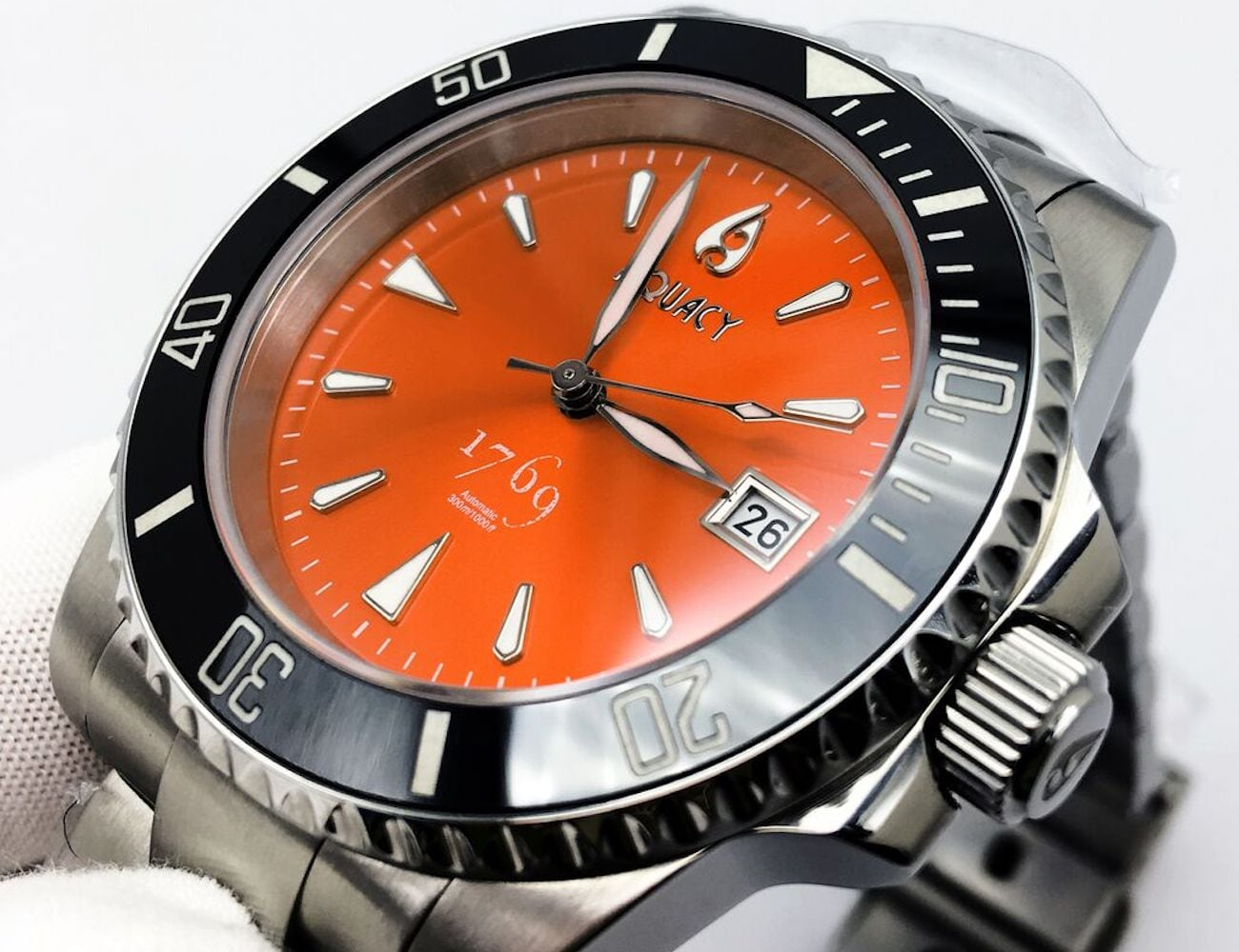 Aquacy 1769 Limited Edition Dive Watch
