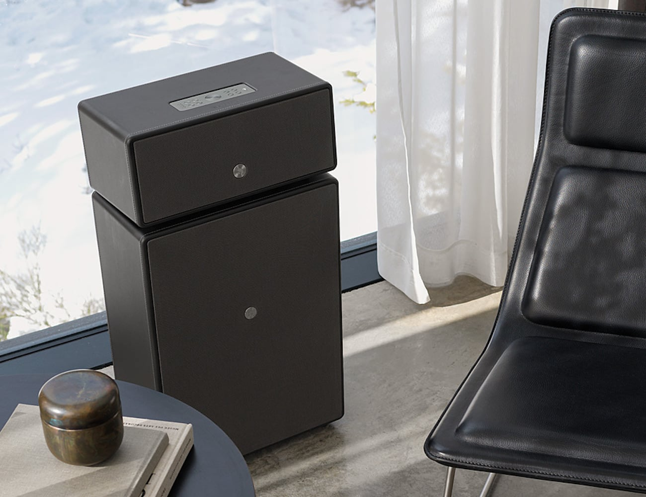 audio pro drumfire wireless multiroom speaker system. Black Bedroom Furniture Sets. Home Design Ideas