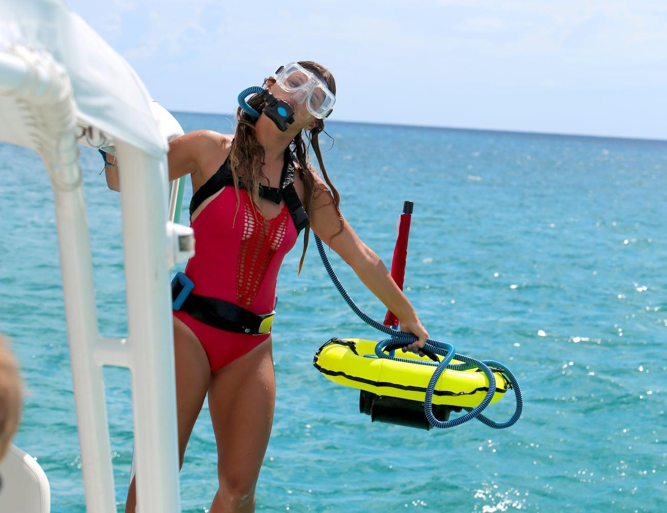 NEMO Portable Dive System by BLU3