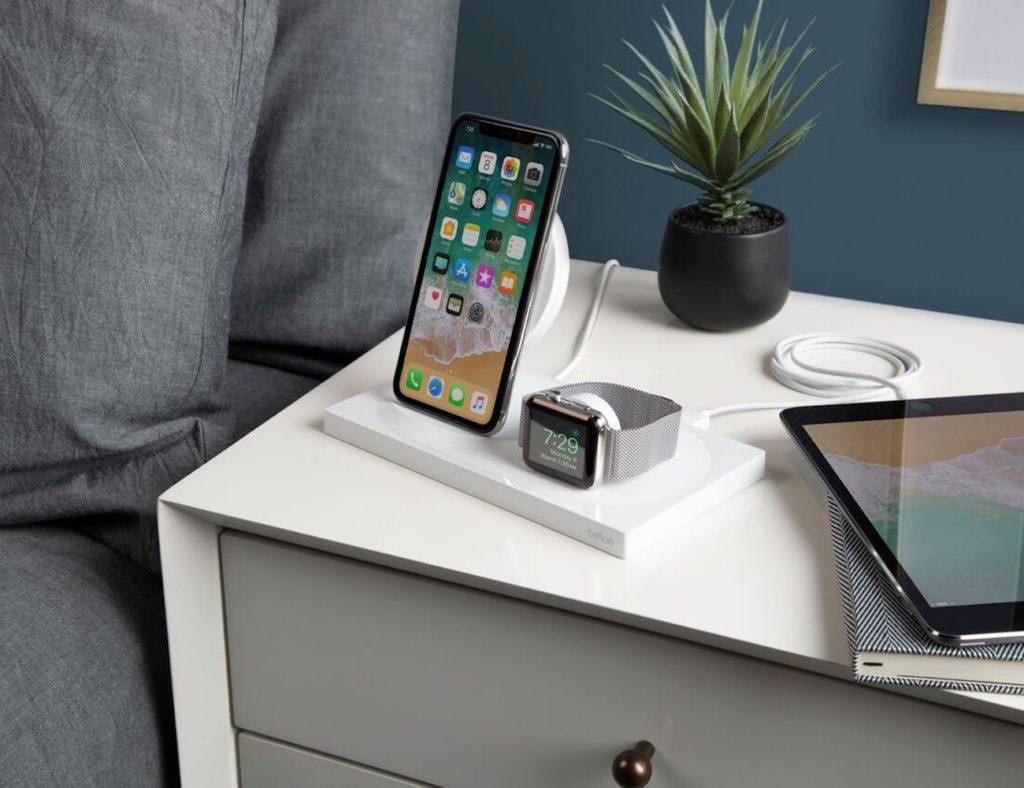 Belkin+BOOSTUP+Wireless+Charging+Dock