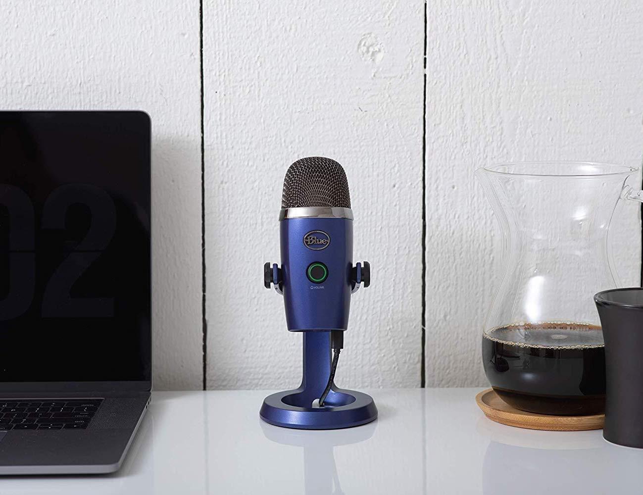 Blue Yeti Nano Premium USB Mic