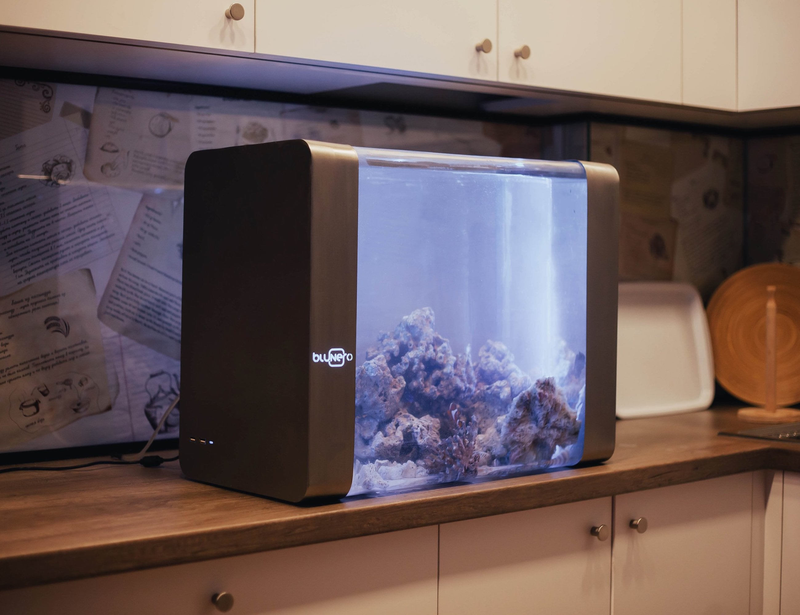 Bluenero Smart Home Aquarium