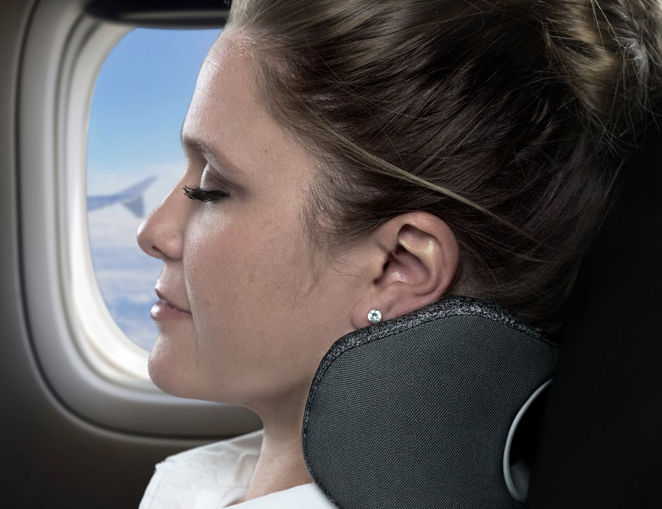 bullbird High-Performance Travel Pillow