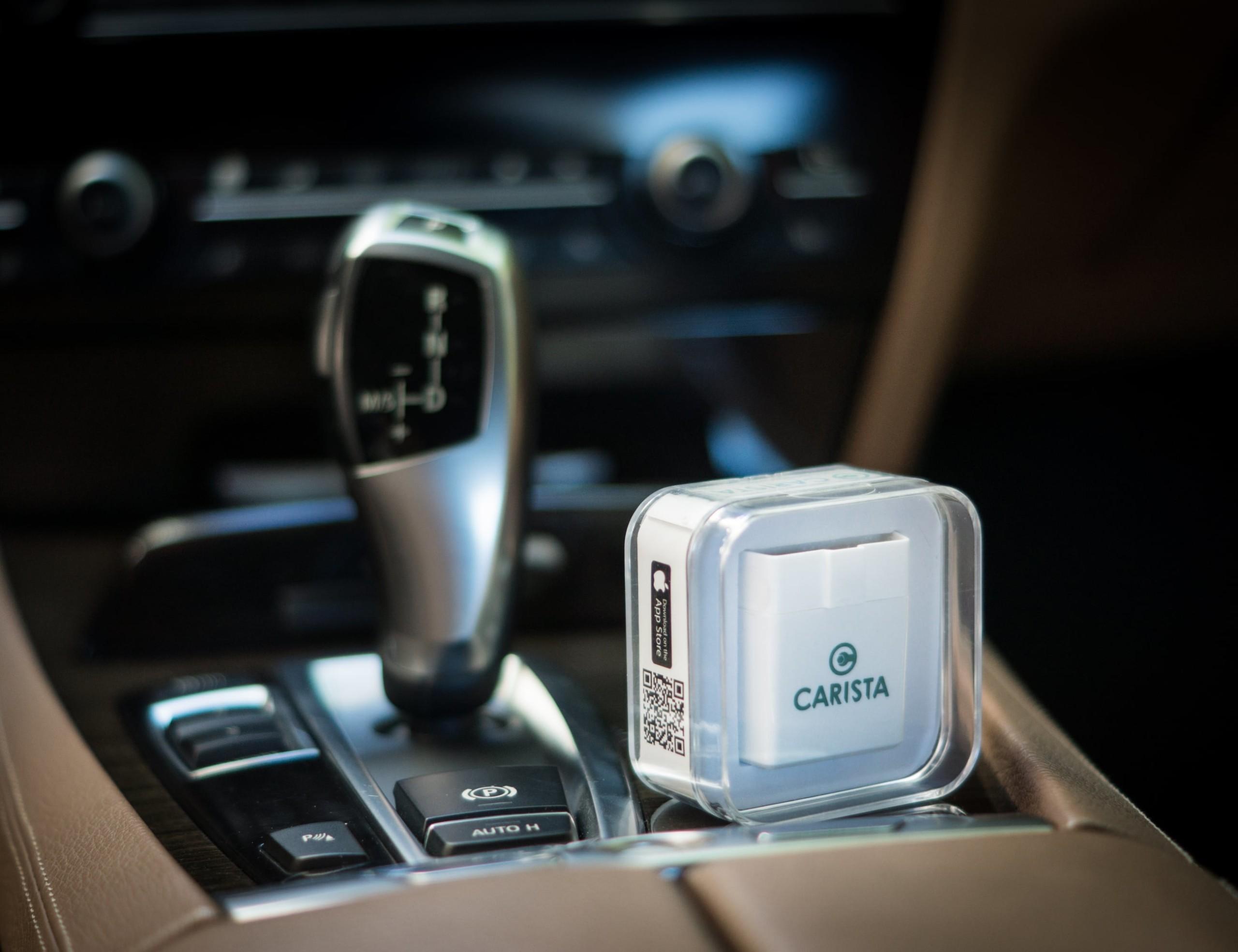 Carista OBD2 Car Diagnostics Scanner