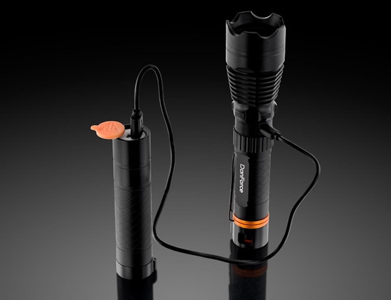 DanForce G1 Pro Modular Multifunctional Flashlight