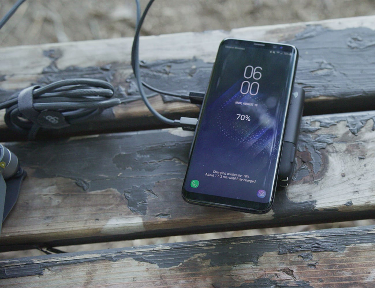 E-Fusion Wireless Portable Charger