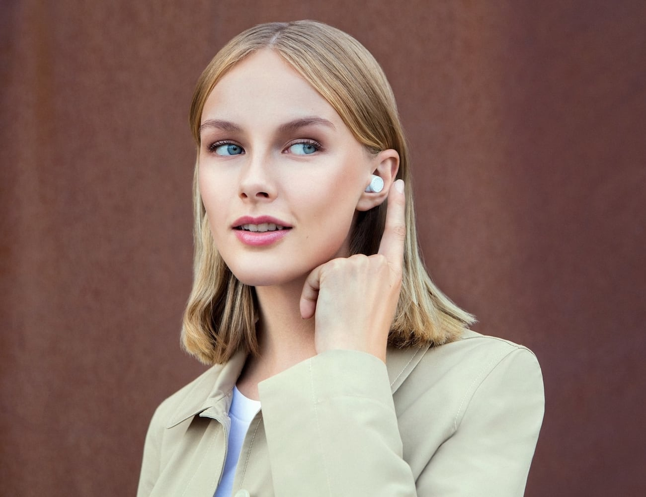 Earin M-2 Google Assistant Wireless Earphones