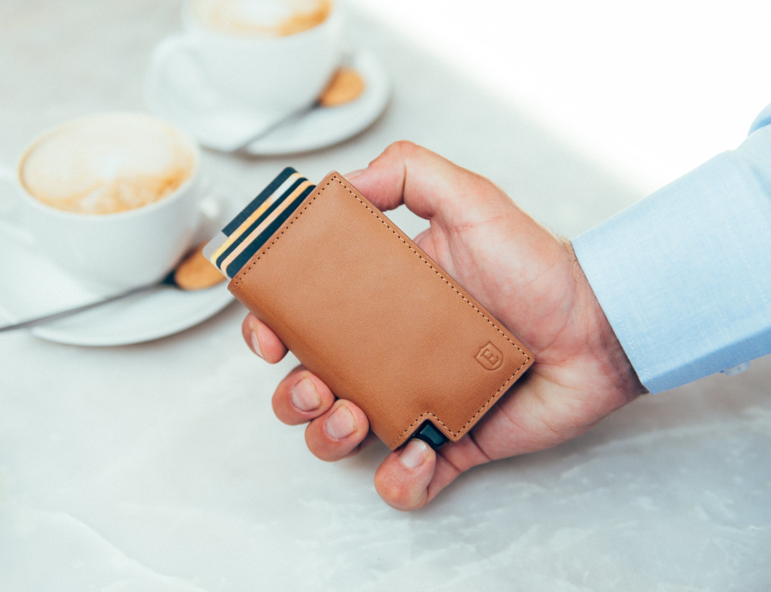 Ekster® 3.0 Voice-Activated Smart Wallet