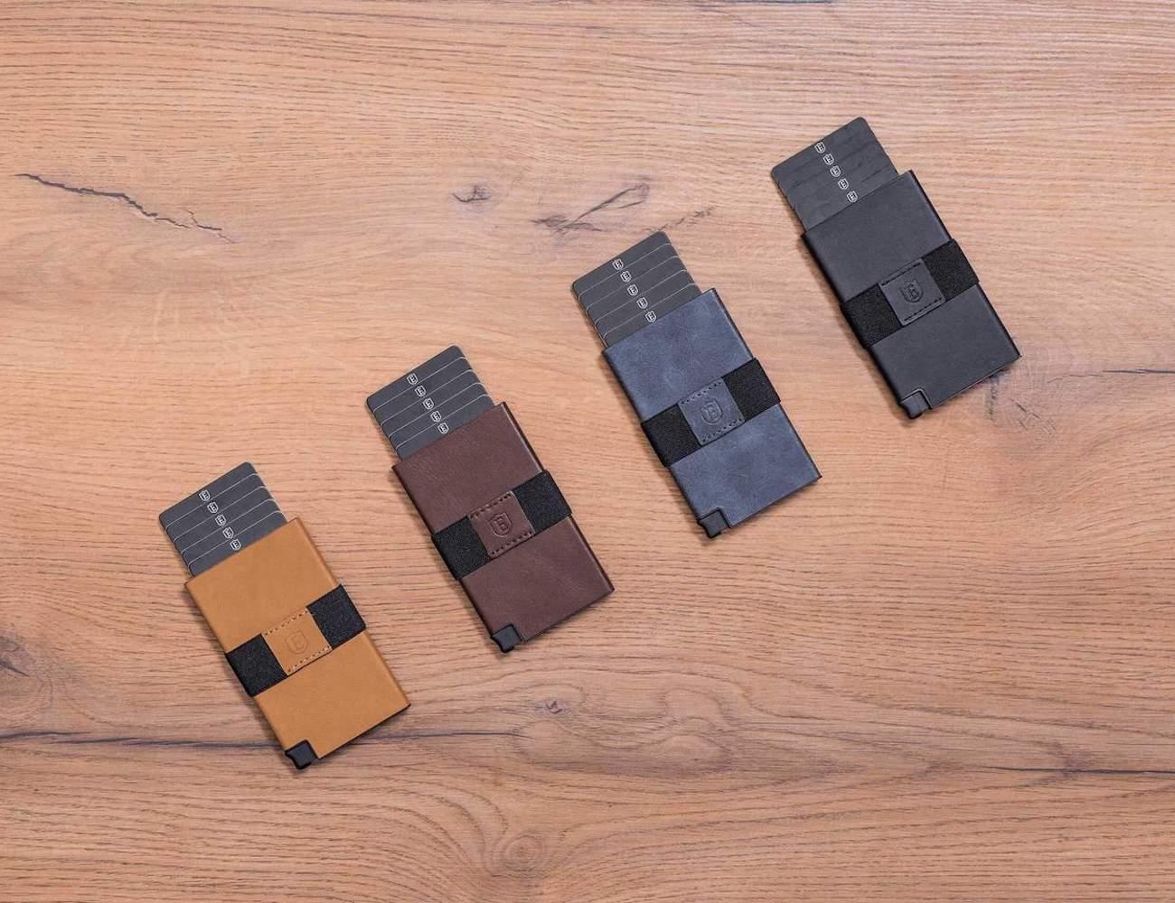 Ekster Senate Ultra-Slim RFID Cardholder