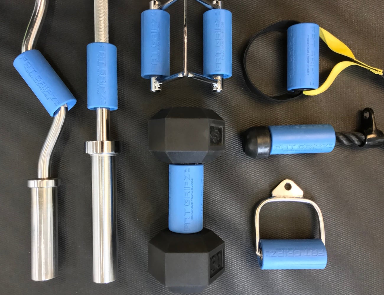 Fat Gripz® The Ultimate Arm Builder