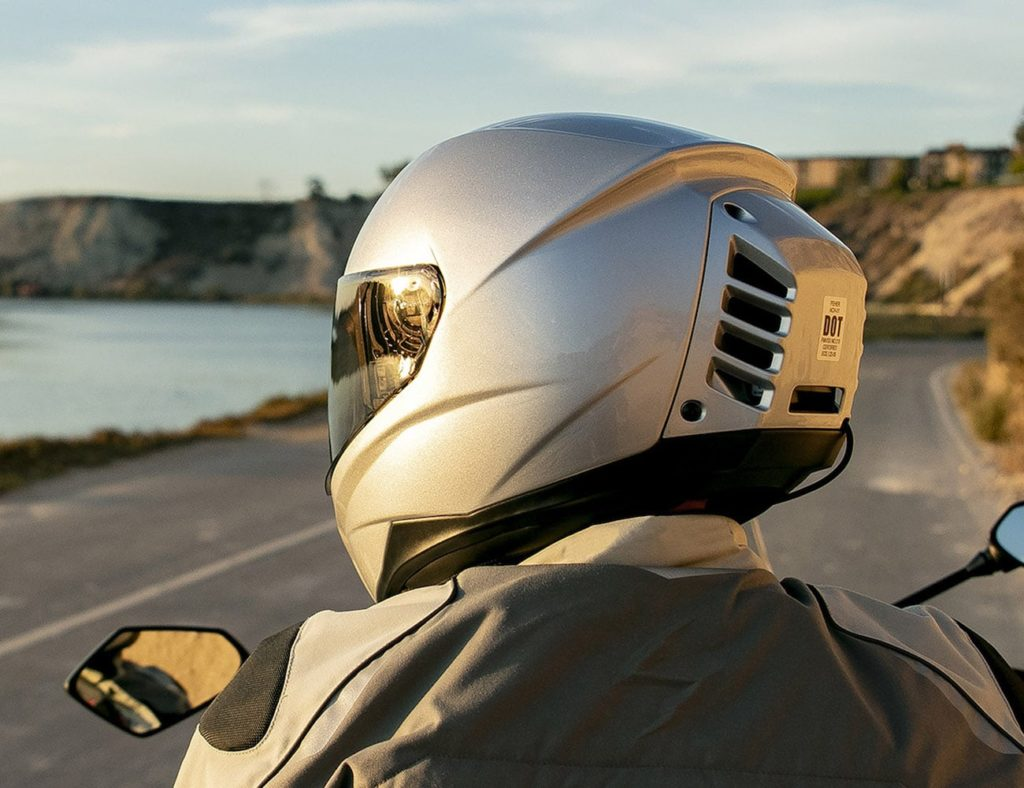 Feher Helmets ACH-1 Air Conditioned Motorcycle Helmet