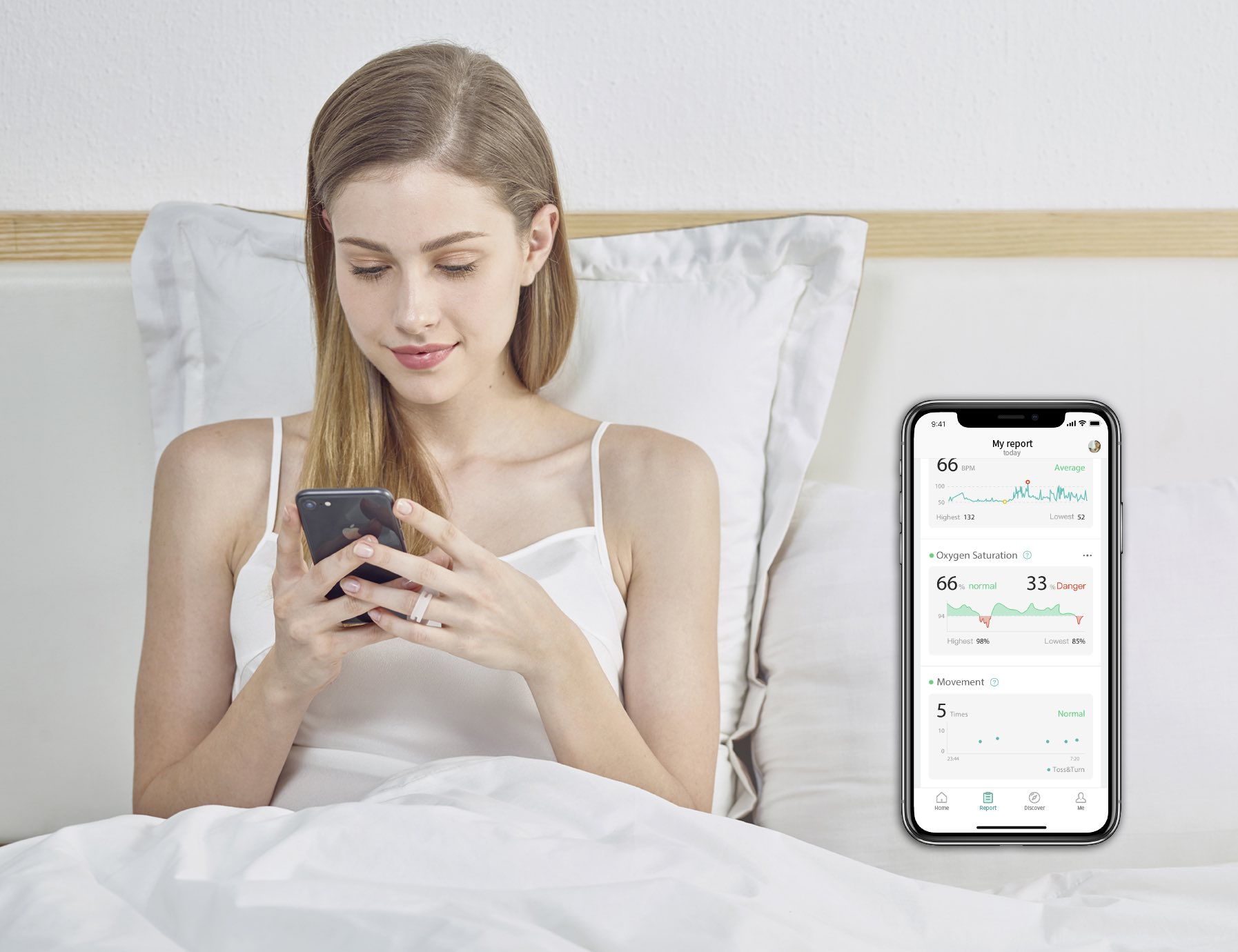 GO2SLEEP Home Sleep Test Device