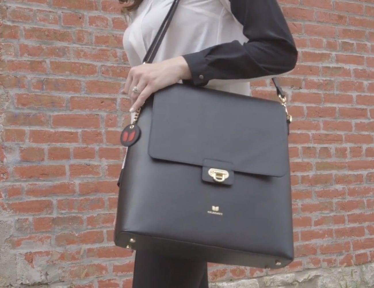 Gledavi Swivel-in-Style Convertible Bag