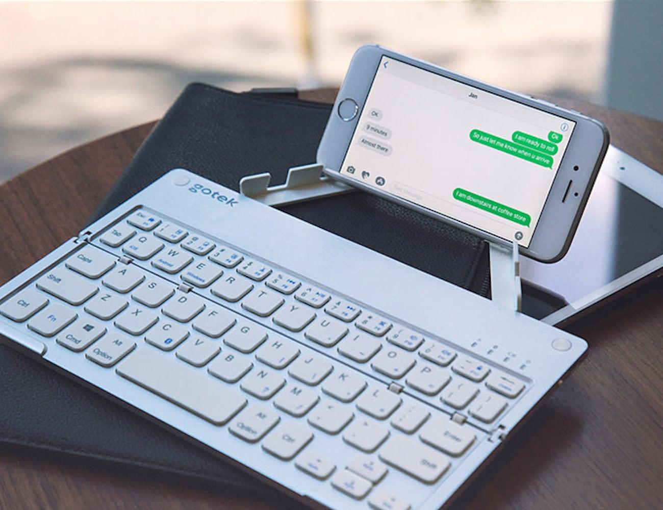 Gotek R2 Wireless Foldable Keyboard