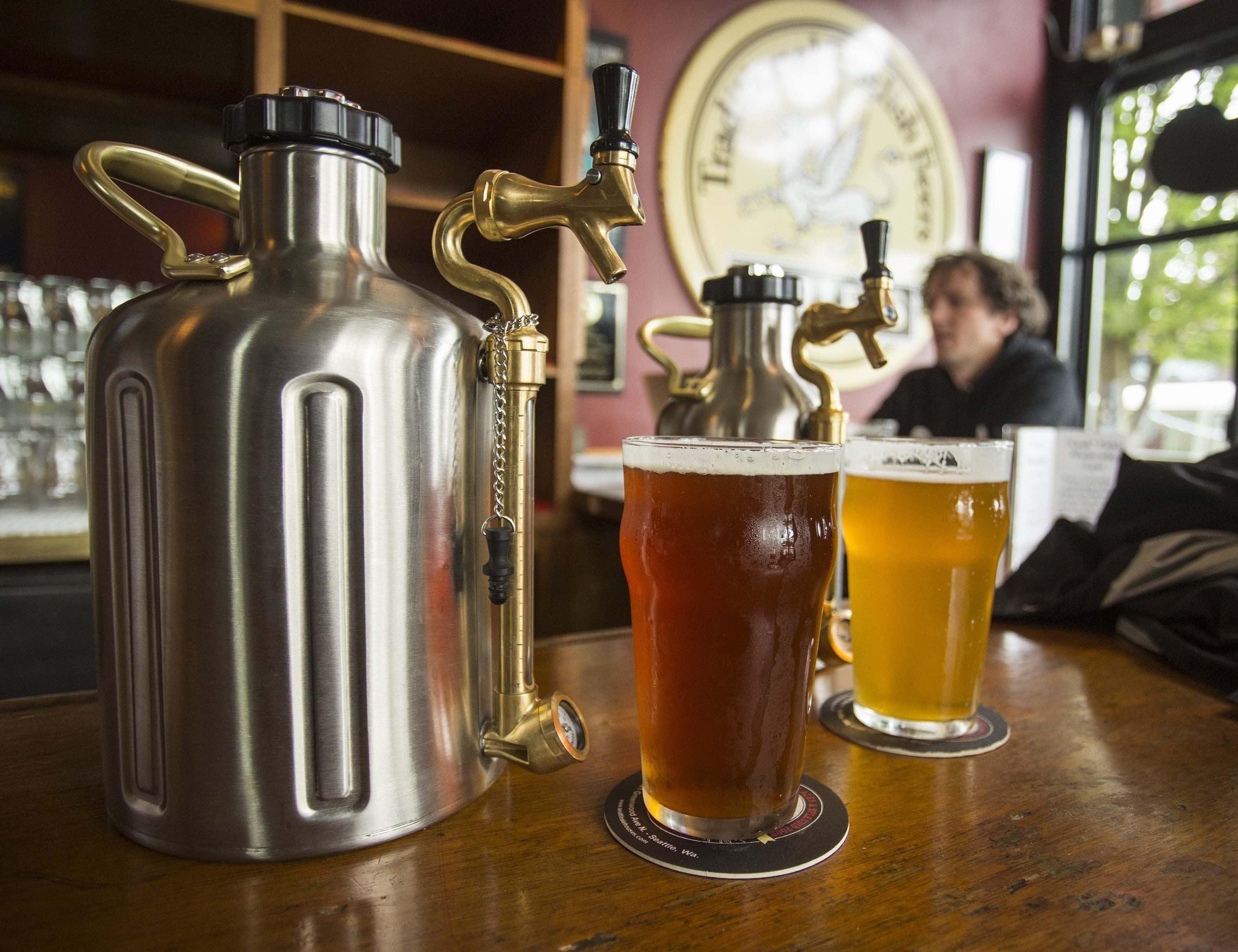 Где и у кого купить оптом разливное пиво в Краснодарском крае