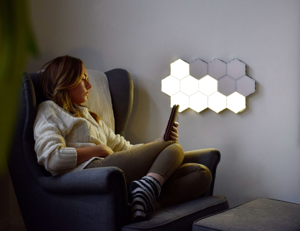 Helios+Touch+Modular+Lighting+System