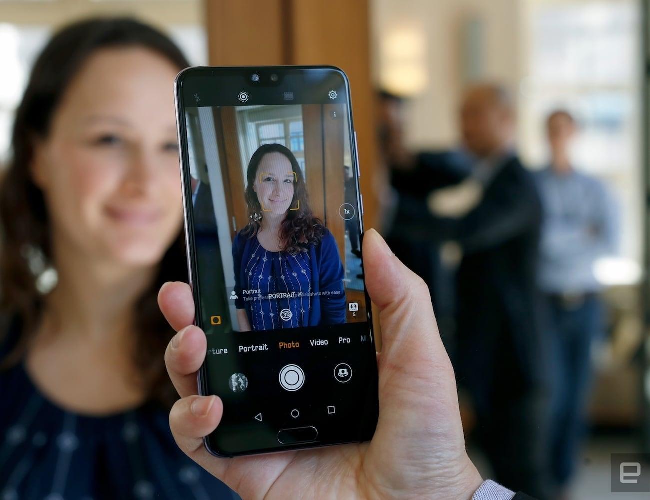 Huawei P20 Pro Triple Camera Smartphone