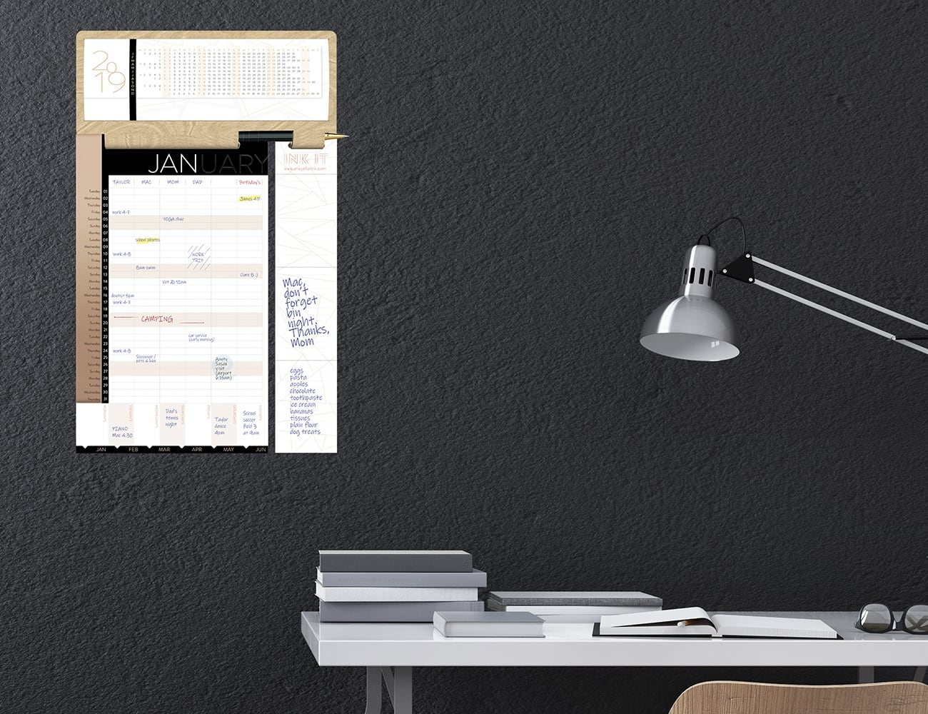 INK IT Wall Planning System