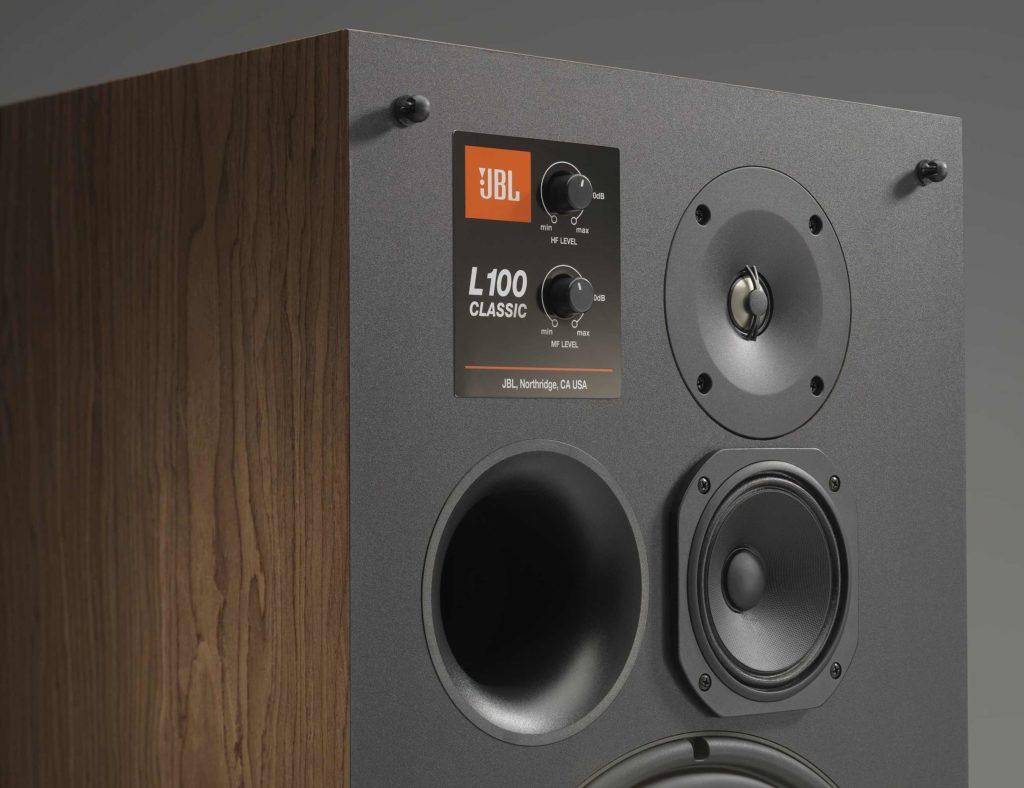 JBL+L100+Classic+Bookshelf+Loudspeaker