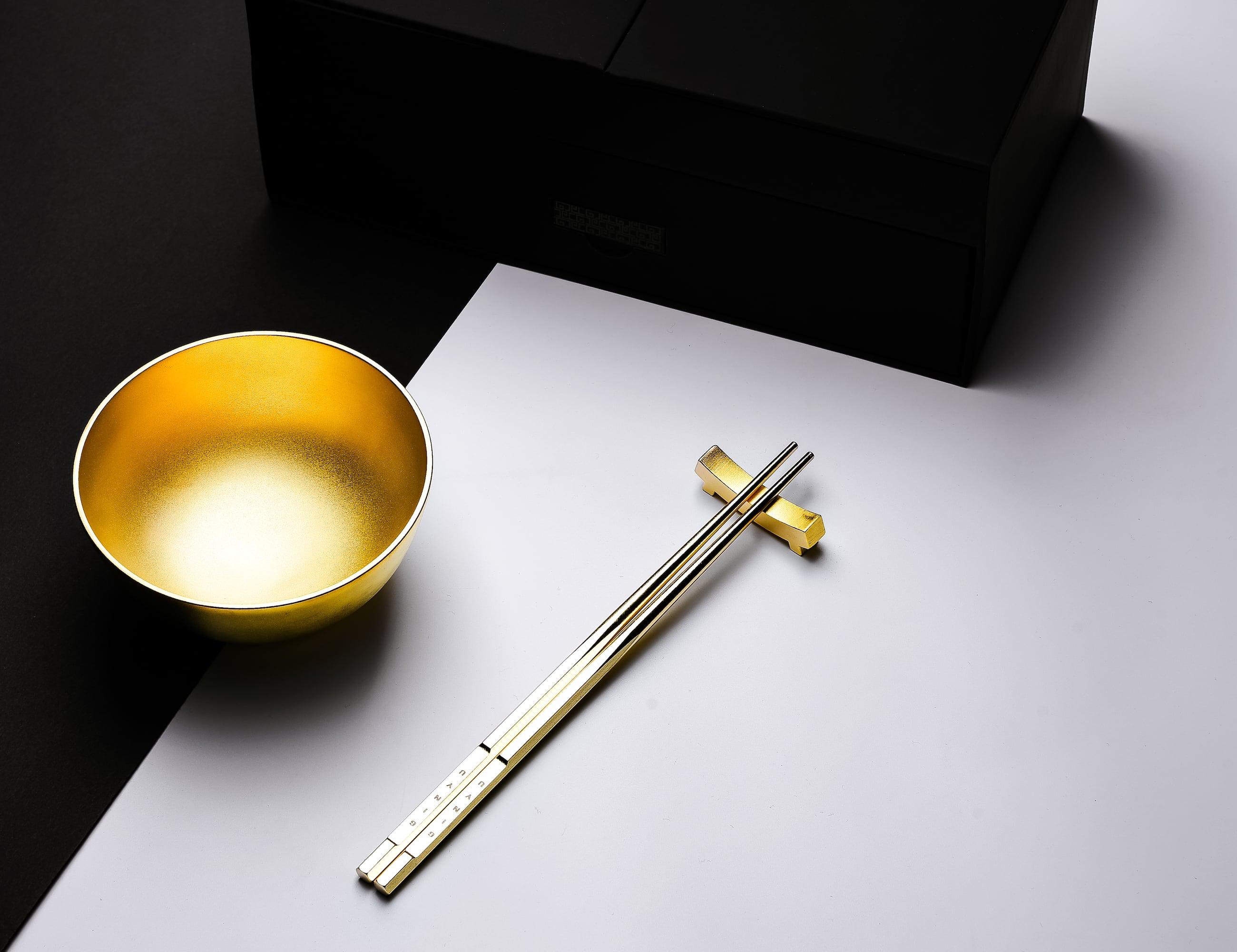 JIN YU MAN TANG Family Tableware Collection