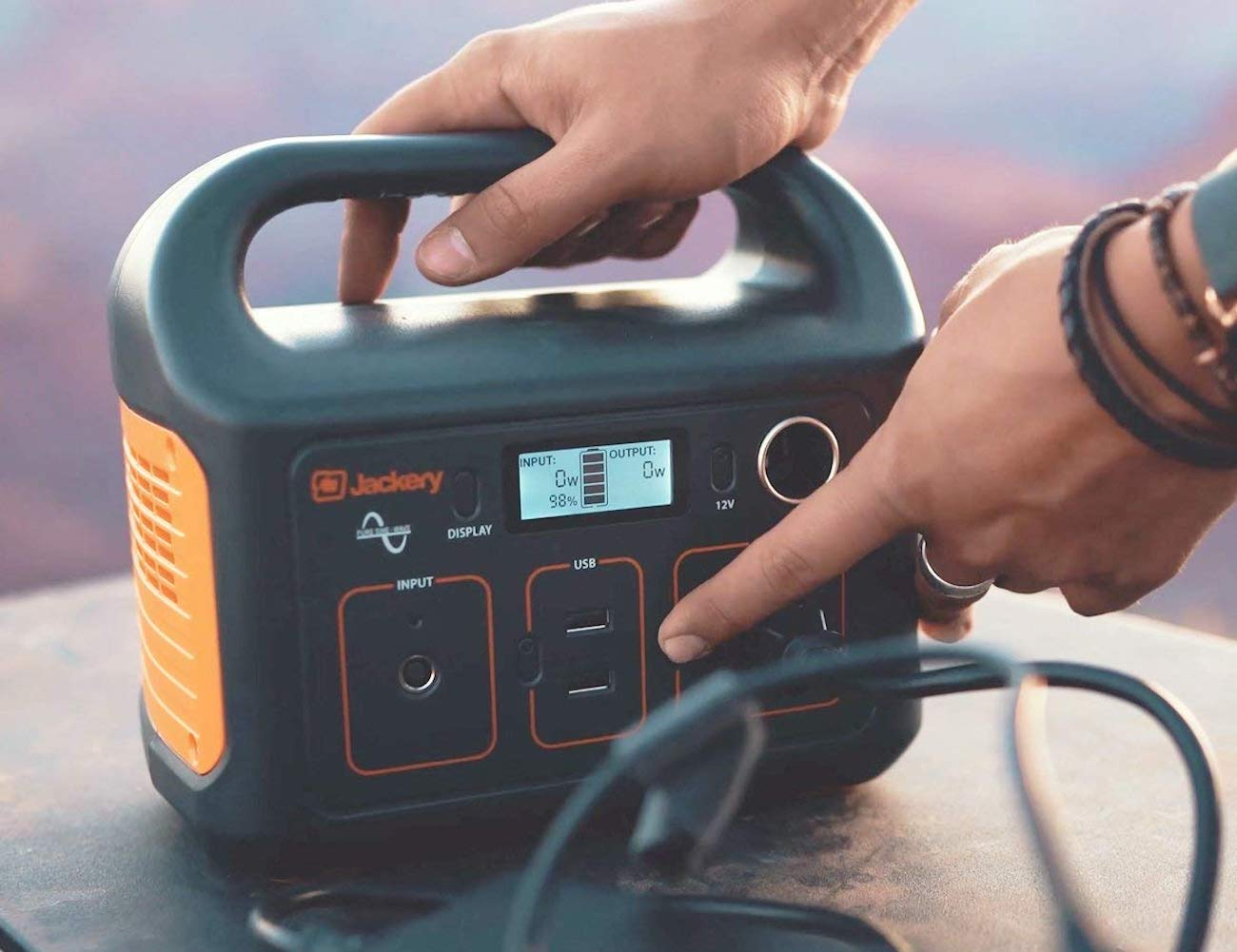 Jackery Explorer 240 Outdoor Portable Power Station