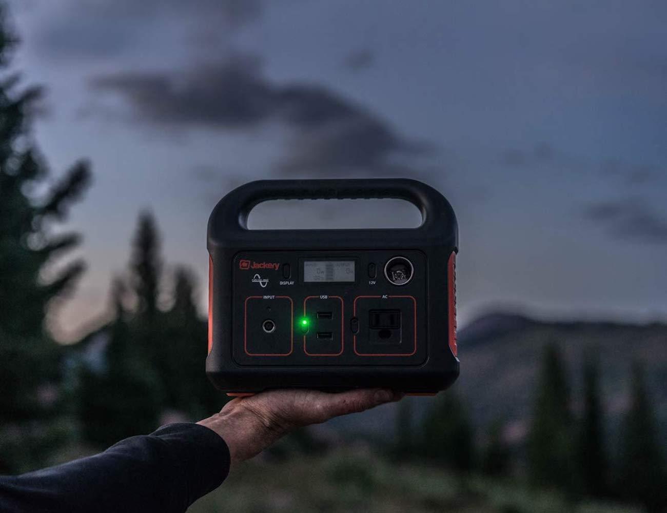 Jackery Explorer 240 Outdoor Portable Power Station