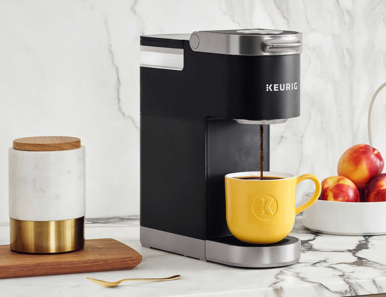 Keurig K-Mini Plus portable coffee maker lets you enjoy great coffee anywhere