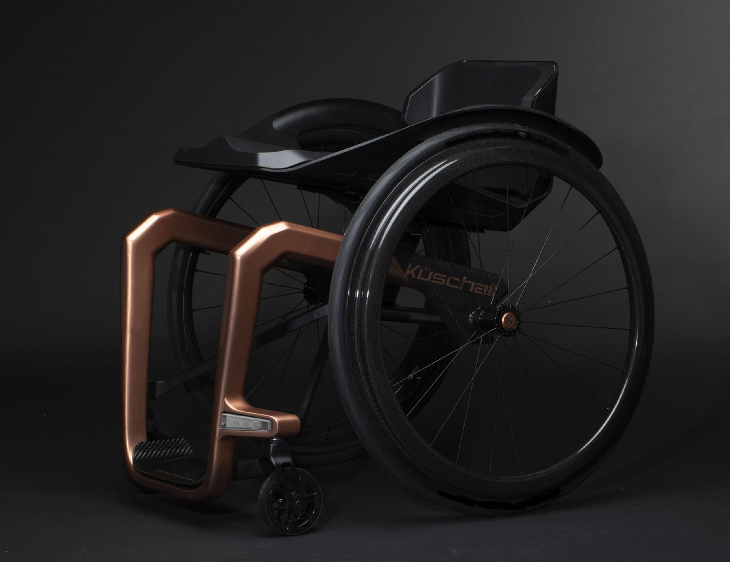 Küschall Superstar Ultra Light Graphene Wheelchair