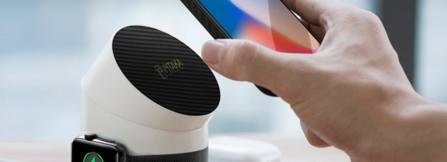 MagDock is the one-stop charging shop for your devices