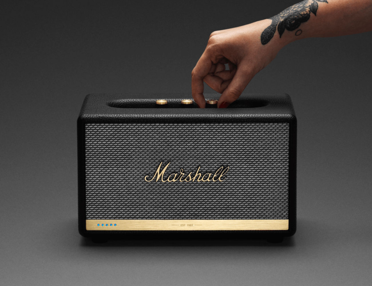 Marshall Acton II Voice Alexa Speaker